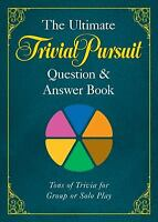 The Ultimate Trivial Pursuit Question and Answer Book by HASBRO