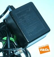 BT AC/DC POWER ADAPTER MHH41-06-05 6.5VDC 180mA 150mA UK PLUG