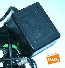 BT AC/DC ADAPTADOR CORRIENTE MHH41-06-05 6.5VDC 180mA 150mA ENCHUFE RU