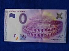 BILLET / Banknote - EURO - SOUVENIR TOURISTIQUE - ARENE DE NIMES 2015