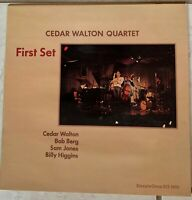 CEDAR WALTON~Pre-Owned LP-FIRST SET-Rarely Played....SCS1085