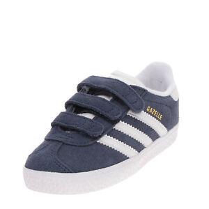 ADIDAS ORIGINALS GAZELLE Kids Sneakers Size 25 UK 7.5 US 8 Ortholite Insole