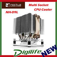 Noctua NH-D9L Multi Socket PWM CPU Cooler LGA201x,115x,AM2,AM2+,AM3,AM3+,FM1,FM2