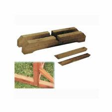 Pannelli in legno per recinzioni da giardino
