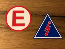 2x Rennsport Aufkleber Elektro E Pfeil Safety Racing Motorsport Tuning TOP #398
