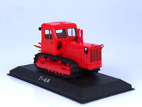 T-4A Caterpillar Tractor Soviet Industrial Vehicle 1970 Year 1:43 Scale HACHETTE