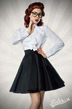 Normalgröße schwingende Damenröcke aus Polyester