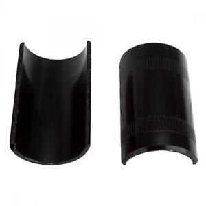 Sunlite Handlebar Shims 22.2/25.4mm Black