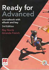 MACMILLAN Ready for Advanced CAE 3rd Edit Coursebook w Key & Online Access @NEW@