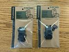 Magpul Mbus Generation 2 Backup Sights Front And Rear Flip Sights-BLACK For Sale