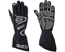 Sparco Tide Racing Glove Black XXS / 7 UK KART STORE