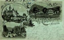 Mondscheinkarten aus Sachsen-Anhalt