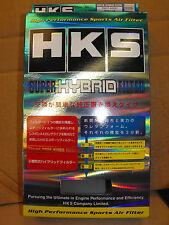 Hks Super Híbrido Recambio Subaru-Panel De Rendimiento Filtro de aire