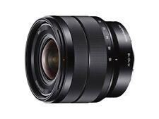 SONY SEL1018 10-18mm F/4 OSS For NEX E Mount Wide-Angle Zoom Lens New Japan