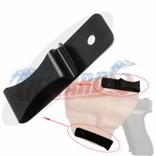 10 Pack Gun Holster Spring Steel Belt Clips