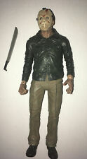 NECA Friday13th Part 4 The Final Chapter Jason Voorhees Rare Toys R us Exclusive