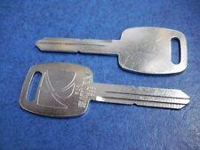 SATURN Logo EZ B88 UNCUT Blade Key Blank KAR 87673 ILCO P1108