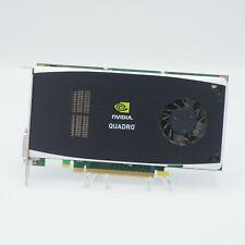 Dell Nvidia Quadro FX1800 768MB GDDR3 PCI-E x16 Video Graphics Card P418M 0P418M