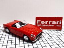 Ferrari 250GT California Spider (1959) Diecast mini car Japan promo prize Kyosho
