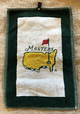 MASTERS Golf BAG TOWELS from AUGUSTA NATIONAL
