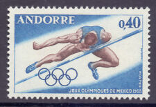 Olympics Single French & Colonies Stamps