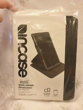 Incase Book Jacket Revolution IPad Air Case Black New Sealed
