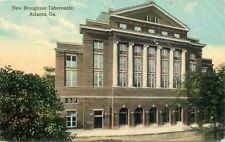 Atlanta Georgia C-1910 New Boughton Tabernacle IPF Postcard 5503