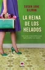 LA REINA DE LOS HELADOS/ THE ICE CREAM QUEEN OF ORCHARD STREET NEW BOOK