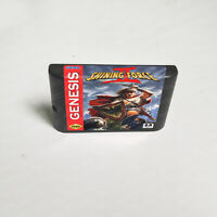 Shining Force 2 (1994) 16 Bit Only Game Card For Sega Genesis Mega Drive System