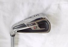 Left Handed Wilson Staff Di11 5 Iron SL95 Uniflex Steel Shaft Wilson Staff Grip