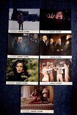 Ghost Story (1981) Horror Lobby Card Set Of 7 Fred Astaire Douglas Fairbanks Jr