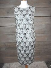BNWT BASLER GREY LACE & SEQUIN PARTY DRESS - UK SIZE 20