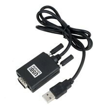 USB to RS232 Serial 9 Pin COM Port DB9 Converter Cable for PC Computer Welcome