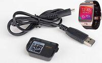 Ladestation Dock Wiege für Samsung Galaxy Gear 2 SM-R380 Smart Watch schwarz