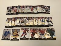 UPPER DECK 2020-21 TIM HORTONS HOCKEY LOT OF 115 BASE CARDS - NO DUPLICATES