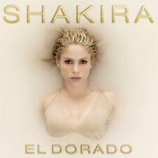 CD * SHAKIRA ** EL DORADO *** NEUF & neuf dans sa boîte!!!