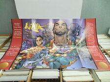 Ninja Boy Comic Book Store Promo Poster Anime Manga Japan Interest Wildstorm