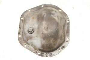 Dana 44 Differential Cover Thick Front Or Rear Chevy Ford Jeep With Drain Plug