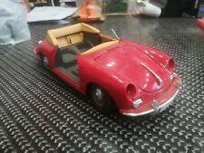 Burago 1:18 Porsche 356 b 1961 Italy rottame