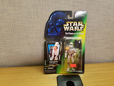 Star Wars Power of the Force Sandtrooper Action Figure, New!