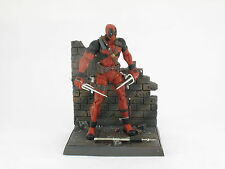 Marvel Diamond Select Deadpool Action Figure No Swords
