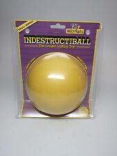 Indestructiball Multipalz Small Animal Ball Yellow Ferrets Floats Tough Toy