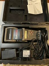 Brady Tls2200 Thermal Labeling System With Case Charger Battery Pack