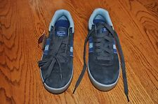 NWT!! Mens PENGUIN Navy Blue Suede Athletic Shoes Size 8 M!!