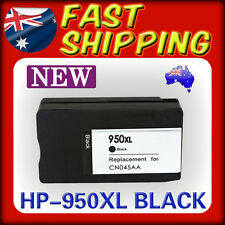 1x Ink Cartridge Black Only for Hp 950XL Officejet pro 8100 N811 8600 Printer