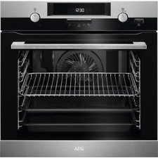 AEG BPK55232PM Built-in A+ Rated Sensecook Pyrolytic Multifunction Oven
