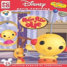 Disney: Rolie Polie Olie - PC DVD (Dispatched Same Working Day)