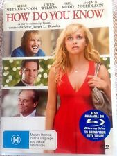How Do You Know? (DVD, 2011) * USED *