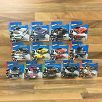 Hot Wheels HW Showroom Choose Your Own Vehicle Cars 2013 Series Short Cards