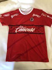 Club Tijuana Caliente #2 Soccer Futbol Jersey size Small S Xoloitzcuintles de